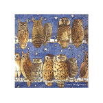 Emma Bridgewater - Napkins - Cocktail - Owls