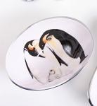 Meg Hawkins Penguin Oval Bowl Small - 16cm