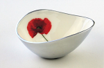 Meg Hawkins Poppy Oval Bowl Small 16cm