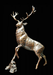 Bronze Highland Stag - Limited Edition of 250