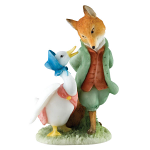 Beatrix Potter - Jemima & The Foxy Whiskered Gentleman