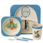 Beatrix Potter - Peter Rabbit Organic Dinner Set