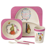 Beatrix Potter - Flopsy Organic Dinner Set