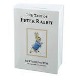 Border Fine Arts - Beatrix Potter - The Tale of Peter Rabbit Book Money Bank