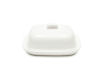 Maxwell & Williams - White Basics Butter Dish 10 cm Mini Size