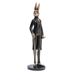 Bentley & Bo - Animal Figurine - Mr Rabbit