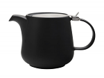 Maxwell & Williams Tint Teapot 1200ml Black