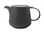 Maxwell & Williams Tint Teapot 1200ml Charcoal