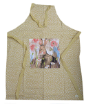 Alex Clark Hare and Poppies Apron