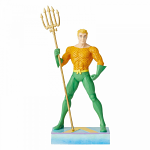 Aquaman Silver Age Figurine - King of the Seven Seas