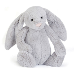 Jellycat Bashful Silver Bunny Really Big 67cm
