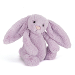 Jellycat Bashful Hyacinth Bunny Medium 31cm