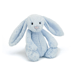 Jellycat Bashful Blue Bunny Medium 31cm