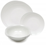 Maxwell & Williams - Cashmere Coupe Dinner Set 12pc GB