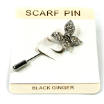 Scarf Pin - Butterfly