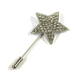 Scarf Pin - Star