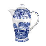 Spode Blue Italian - 200th Anniversary 1.5 pint Hot Beverage Pot