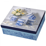 Spode Blue Italian - Blue Italian Mug 12oz Set of 4 Gift Boxed