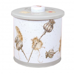 Wrendale Designs - Biscuit Tin Barrel (Mice)