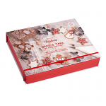 Eddingtons Christmas Bake & Take 62 Piece Gift Set