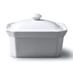W M Bartleet & Sons Terrine or Butter Dish with Lid Small