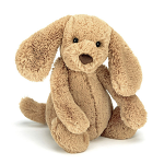 Jellycat Bashful Toffee Puppy Medium 31cm