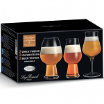 Luigi Bormioli Birrateque Assorted Beer Glasses Set of 6