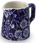 Burleigh Blue Calico Mini Tot Jug 20ml