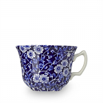 Burleigh Blue Calico Teacup Only