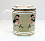 Robert Fuller - Bullfinch Bone China Mug