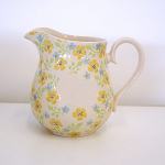 Peregrine Pottery - Buttercup Meadow Jug Small 250ml