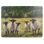 Sheep Family - Creative Tops 6 Premium Tablemats