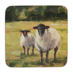 Sheep Family - Creative Tops 6 Premium Coasters