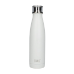 Built Double Walled Stainless Steel Water Bottle 17oz White