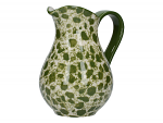 London Pottery Splash Small Jug - Green
