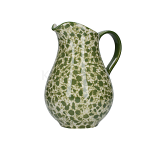 London Pottery Splash Large Jug - Green