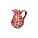 London Pottery Splash Small Jug - Red