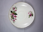 Duchess China - Fuchsia Breakfast Saucer 15cm