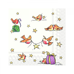 Anita Jeram - Napkins - Cocktail - A Star For You