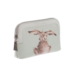 Wrendale Designs Small Cosmetic Bag - Hare Brained