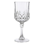 Eclat Cristal D'Arques - Longchamp Wine Glasses 25cl - Set of 6