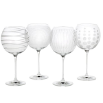 Mikasa Cheers Balloon Large Wine Glasses 724ml Set of 4