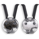 Chefn Mini Magnetic PepperBall Salt and Pepper