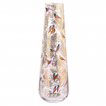 Sara Miller Chelsea Collection - Tall Glass Vase 35cm