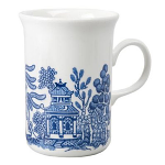 Churchill China Blue Willow Mug Sheraton 230ml