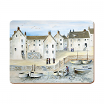 Cornish Harbour - Creative Tops 6 Premium Tablemats