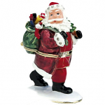 Craycombe Trinket Box - Father Christmas