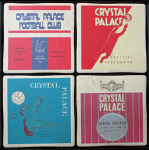 Crystal Palace Football Club Vintage Coasters