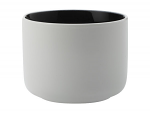Maxwell & Williams Tint Sugar Bowl Black
