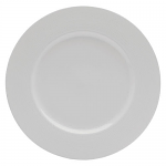 Casa Domani Casual White Evolve Dinner Plate 26.5cm